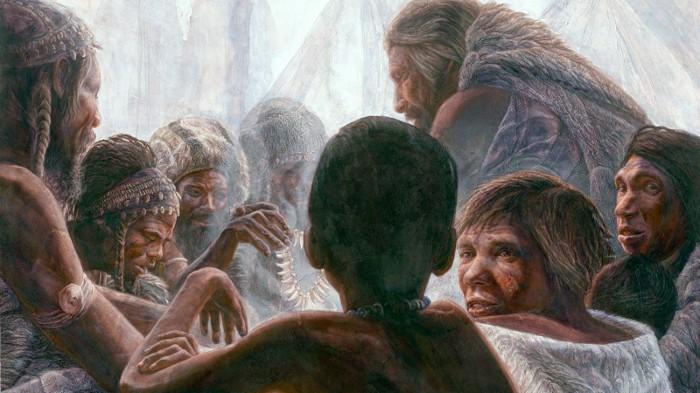 La guerra de los cien mil años entre los neandertales y los humanos modernos