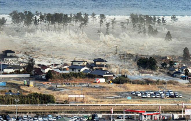 ¿Cómo se forman los tsunamis?